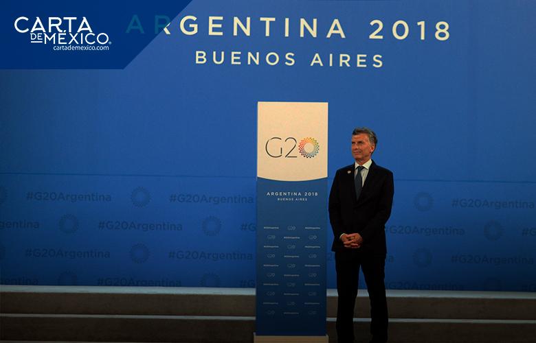 Cumbre del G20, en un escenario complicado