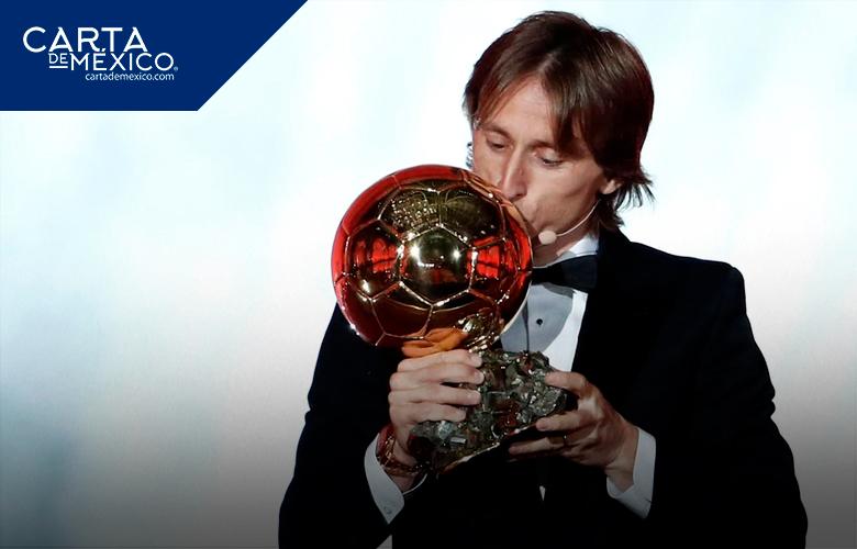 Termina el reinado de Messi y Ronaldo