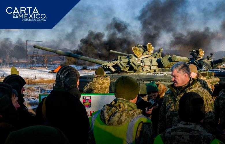 Rusia y Ucrania, la tensión en aumento