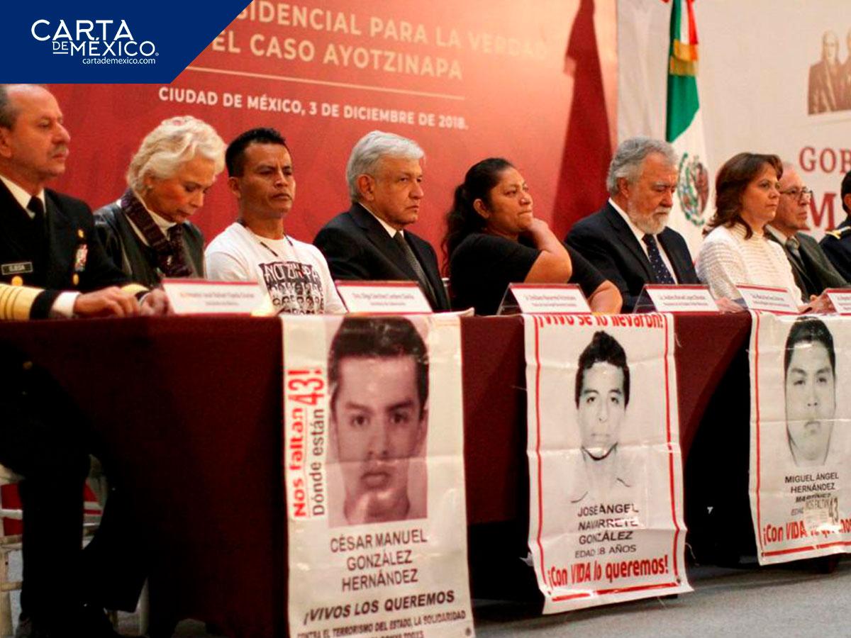 Ayotzinapa: la larga búsqueda de la verdad