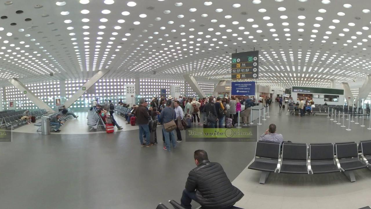 Santa Lucía será el aeropuerto internacional y el AICM el nacional: Sectur