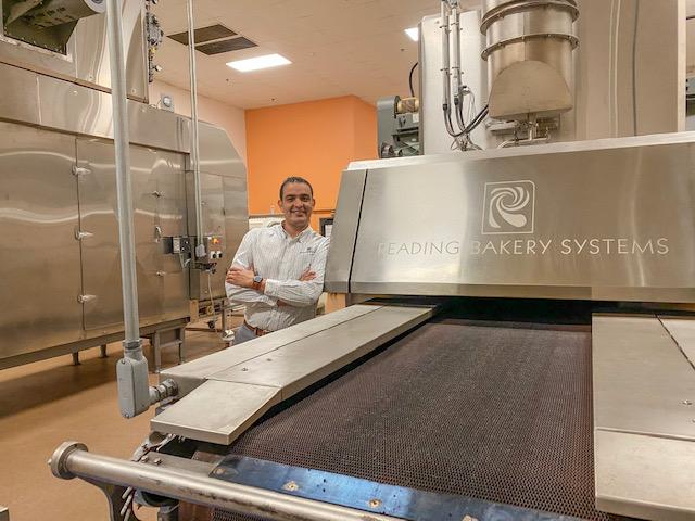 Reading Bakery Systems e Ingredion, se unen.