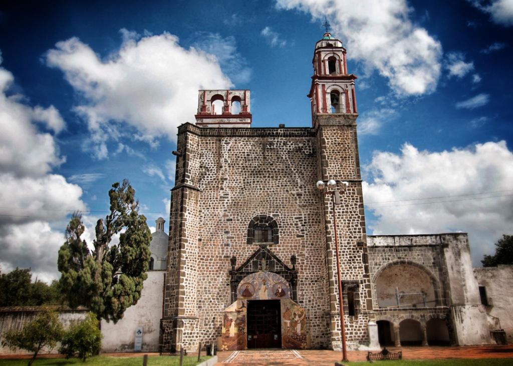 Templo de la Asunción de Nuestra Señora en Tochimilco
